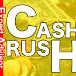 CASHRUSH(キャッシュラッシュ)の運用成績まとめ~2015/01/01